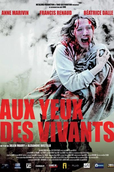 Caratula, cartel, poster o portada de Aux yeux des vivants
