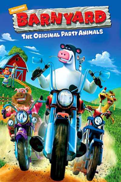 Caratula, cartel, poster o portada de El corral, una fiesta muy bestia