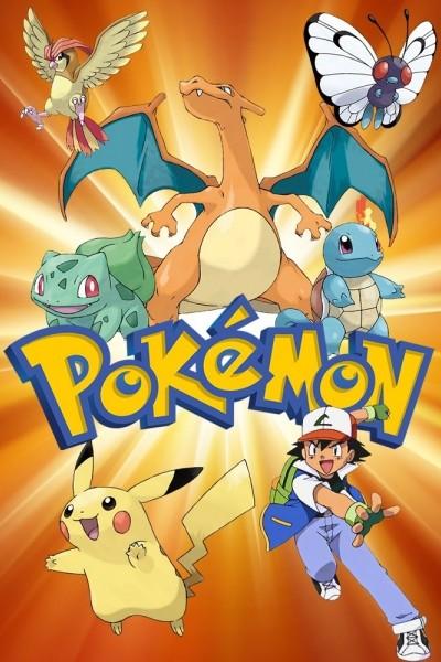 Caratula, cartel, poster o portada de Pokémon