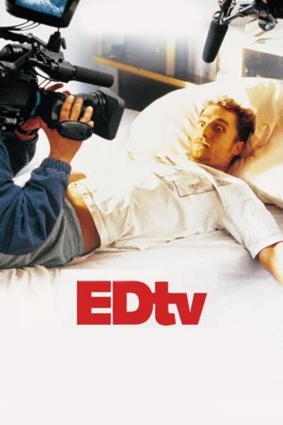 Caratula, cartel, poster o portada de EDtv