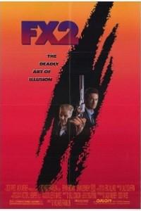 Caratula, cartel, poster o portada de F/X 2: Ilusiones mortales