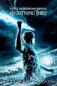 Caratula, cartel, poster o portada de Percy Jackson y el ladrón del rayo