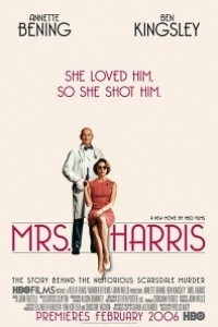 Caratula, cartel, poster o portada de Mrs. Harris