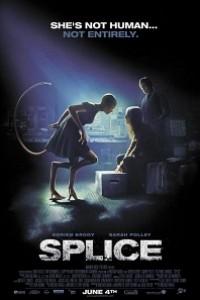 Caratula, cartel, poster o portada de Splice: Experimento mortal