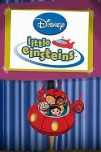 Caratula, cartel, poster o portada de Little Einsteins (Mini Einsteins)