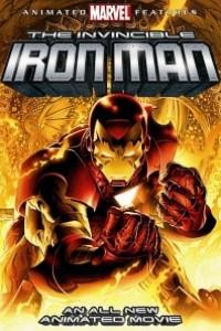 Caratula, cartel, poster o portada de Iron Man: El invencible