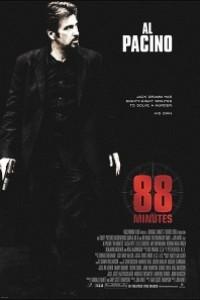 Caratula, cartel, poster o portada de 88 minutos
