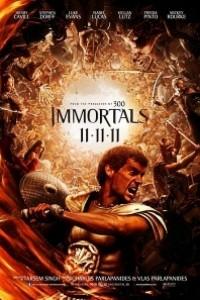 Caratula, cartel, poster o portada de Inmortales