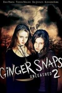 Caratula, cartel, poster o portada de Ginger Snaps II - Los malditos