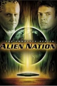Caratula, cartel, poster o portada de Alien Nation: Ciudadanos del Espacio