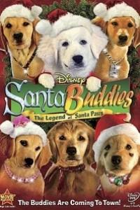 Caratula, cartel, poster o portada de Navidad con los Buddies. En busca de Santa Can