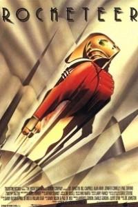 Caratula, cartel, poster o portada de Rocketeer
