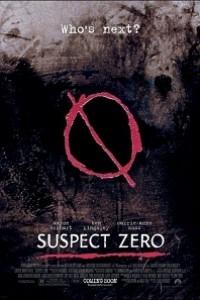 Caratula, cartel, poster o portada de Sospechoso Cero (Suspect Zero)