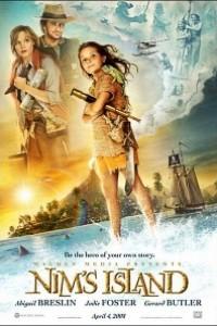 Caratula, cartel, poster o portada de La isla de Nim