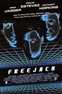 Caratula, cartel, poster o portada de Freejack (Sin identidad)