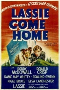 Caratula, cartel, poster o portada de Lassie, la cadena invisible