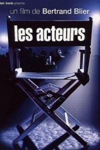 Caratula, cartel, poster o portada de Los actores