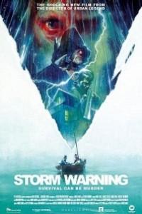 Caratula, cartel, poster o portada de Aviso de tormenta