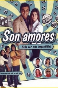Caratula, cartel, poster o portada de Son amores