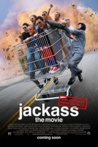 Caratula, cartel, poster o portada de Jackass, la película