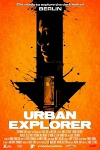 Caratula, cartel, poster o portada de Urbex (Urban Explorer)