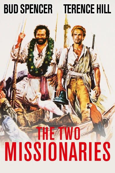 Caratula, cartel, poster o portada de Dos misioneros
