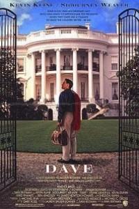 Caratula, cartel, poster o portada de Dave, presidente por un día
