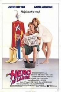 Caratula, cartel, poster o portada de Finalmente héroe