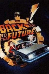 Caratula, cartel, poster o portada de Regreso al futuro