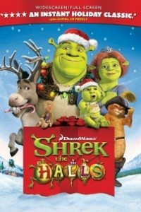 Caratula, cartel, poster o portada de Shreketefeliz Navidad (La Navidad Con Shrek)