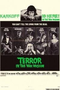 Caratula, cartel, poster o portada de Terror en el museo de cera