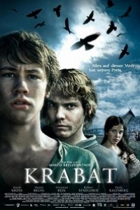 Caratula, cartel, poster o portada de Krabat y el molino del diablo