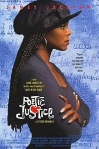 Caratula, cartel, poster o portada de Justicia poética