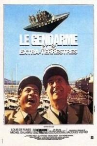 Caratula, cartel, poster o portada de El gendarme y los extraterrestres