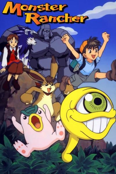 Caratula, cartel, poster o portada de Monster Rancher