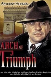 Caratula, cartel, poster o portada de Arco de Triunfo