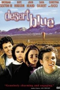 Caratula, cartel, poster o portada de Desierto azul (Desert Blue)