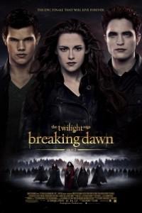 Caratula, cartel, poster o portada de La saga Crepúsculo: Amanecer - Parte 2
