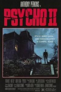 Caratula, cartel, poster o portada de Psicosis II: El regreso de Norman