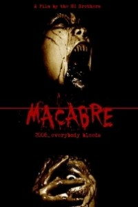 Caratula, cartel, poster o portada de Macabre