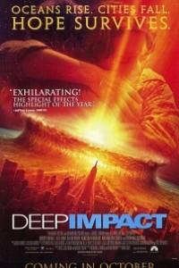 Caratula, cartel, poster o portada de Deep Impact