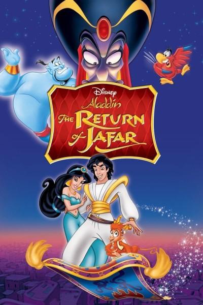 Caratula, cartel, poster o portada de El retorno de Jafar