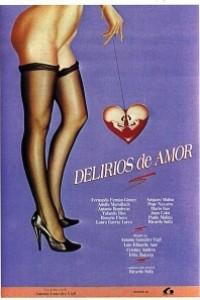 Caratula, cartel, poster o portada de Delirios de amor
