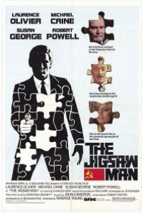 Caratula, cartel, poster o portada de El hombre rompecabezas