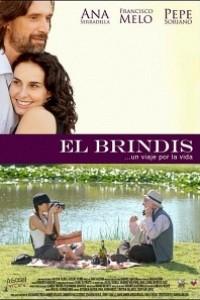 Caratula, cartel, poster o portada de El brindis