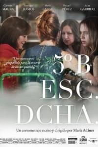 Caratula, cartel, poster o portada de 5ºB Escalera Dcha