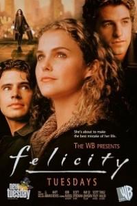 Caratula, cartel, poster o portada de Felicity