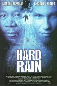 Caratula, cartel, poster o portada de Hard Rain