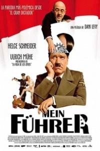 Caratula, cartel, poster o portada de Mein Führer