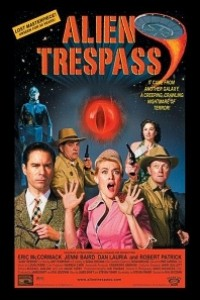 Caratula, cartel, poster o portada de Alien Trespass